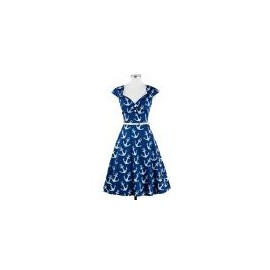 ISABELLA DRESS - NAUTICAL