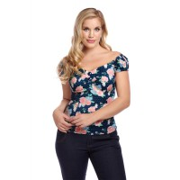 DOLORES PRETTY FLOWER TOP