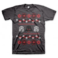 T-shirt Star Wars Imperial Christmas