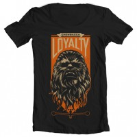 Chewbacca Loyalty T-shirt