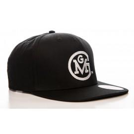 Cappello Gas Monkey Garage Round Logo Snapback