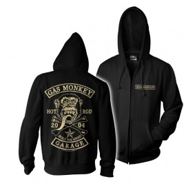 GAS MONKEY GARAGE BEER ASSISTANT HOODIE