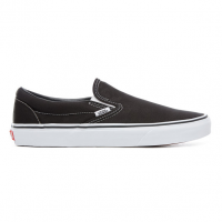 SLIP ON CLASSIC BLACK/WHITE