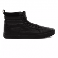 SK8-HI MTE BLACK LEATHER