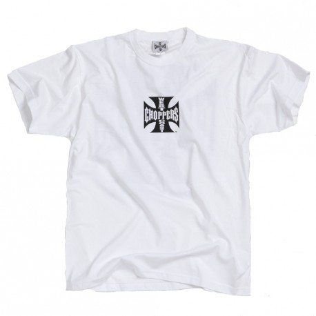 T-SHIRT ORIGINAL CROSS WHT