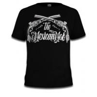 T-SHIRT MEXICAN MOB LOGO