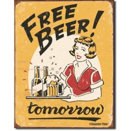TARGA FREE BEER TOMORROW
