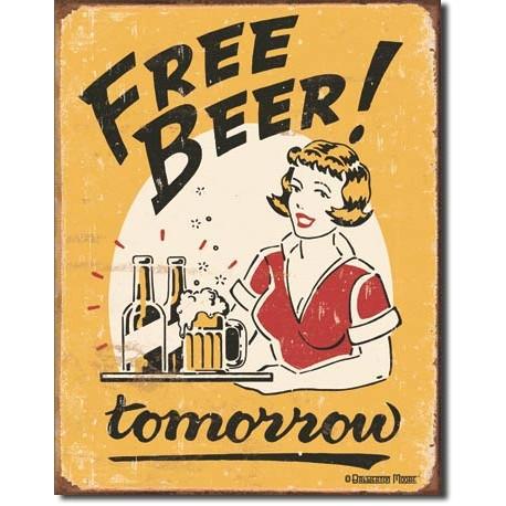 TARGA - FREE BEER TOMORROW